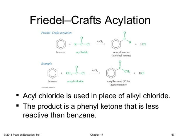 friedel crafts reactions Friedel-crafts acylation of anisole with acetic anhydride was used in this experiement to synthesize 4-methoxyacetophenone with the use of a reflux apparatus friedel-crafts reactions can be done by alkylation, which involves mixing an alkyl or acyl halide with a lewis acid, or acylation, which is.