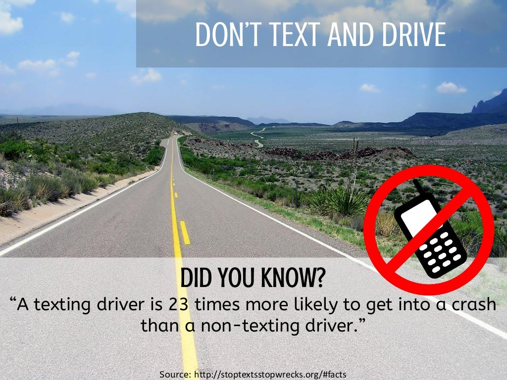 dont text and drive at the A distracted driving psa that hits hard: it's more than just not texting behind the wheel advertisement.