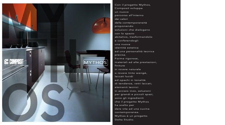 Con il progetto Mythos,          Composit sviluppa          un nuovo          percorso all'interno          dei valori    ...