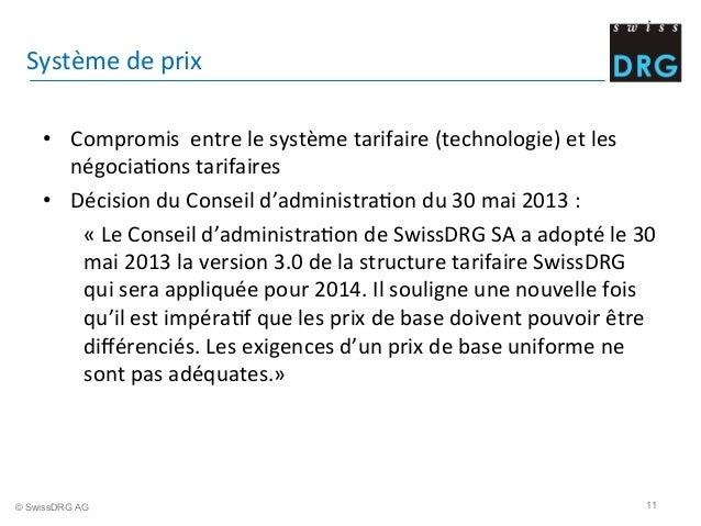 Système  de  prix   • Compromis    entre  le  système  tarifaire  (technologie)  et  les   négoci...