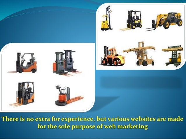 Finding the Best Forklift Parts Traders Online