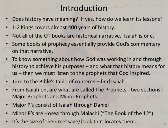 an introduction to the history of hosea Author: hosea 1:1 identifies the author of the book as the prophet hosea   hosea is the only prophet of israel who left any written prophecies which were   more insights from your bible study - get started with logos bible software for  free.