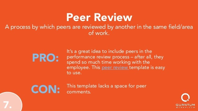 17 performance review templates to motivate employees