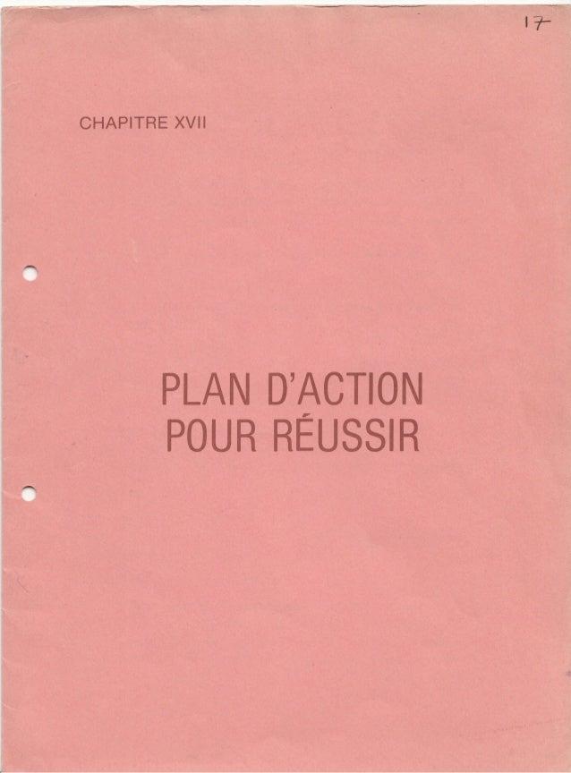17 plan d_action_pour_reussir