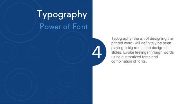 Learn Typography Tweaks for Better Slides READ HERE