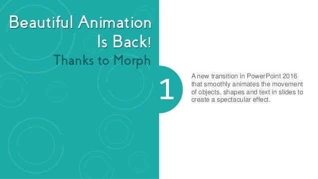 Morph Videos Click The Button Below To View Morph In Action ...