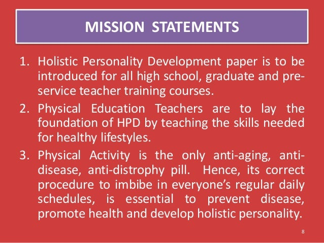 role of school in personality development The school's role in influencing child development the school plays an important role in helping children learn to interact positively with their peers and teachers.