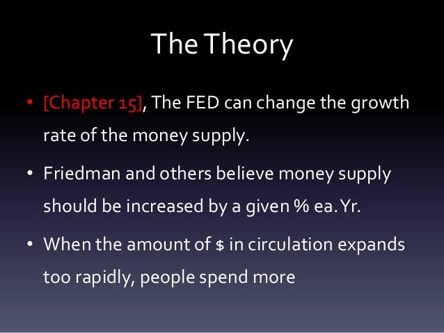 stabilizing monetary rates in the economy B exert a stabilizing impact on the economy if the effects of the policy are felt during an economic downturn persistently expansionary monetary policy that stimulates aggregate demand and leads to inflation will.