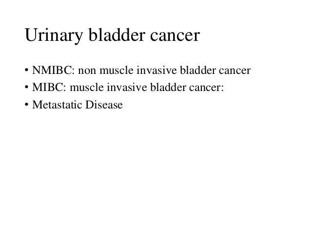 carcinoma urinary bladder management  Slide 2