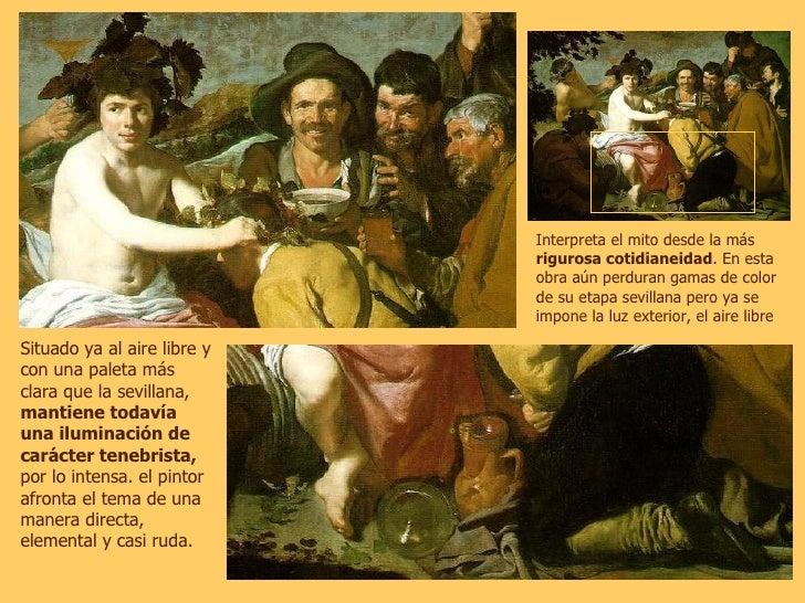 Interpreta el mito desde la más  rigurosa cotidianeidad . En esta obra aún perduran gamas de color de su etapa sevillana p...