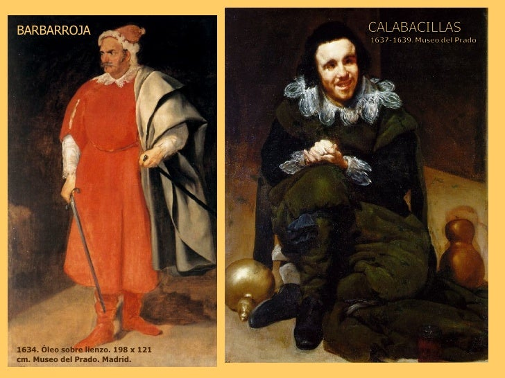BARBARROJA 1634. Óleo sobre lienzo. 198 x 121 cm. Museo del Prado. Madrid.