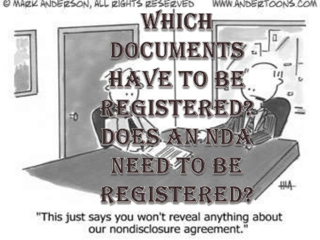 INTRODUCTION   Registration acts as a notice to the    general public. There are a fewdocuments which compulsorily need to...
