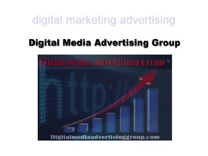 types of digital media advertising
