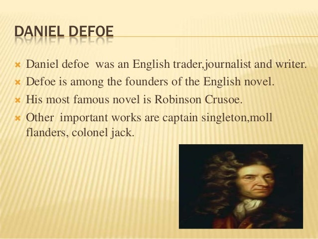 daniel defoes novel the famous moll flanders english literature essay The fortunes and misfortunes of the famous moll flanders by daniel defoe (c1660 - 1731) genre(s): romance read by: denny sayers (d 2015), miette, nocturna .