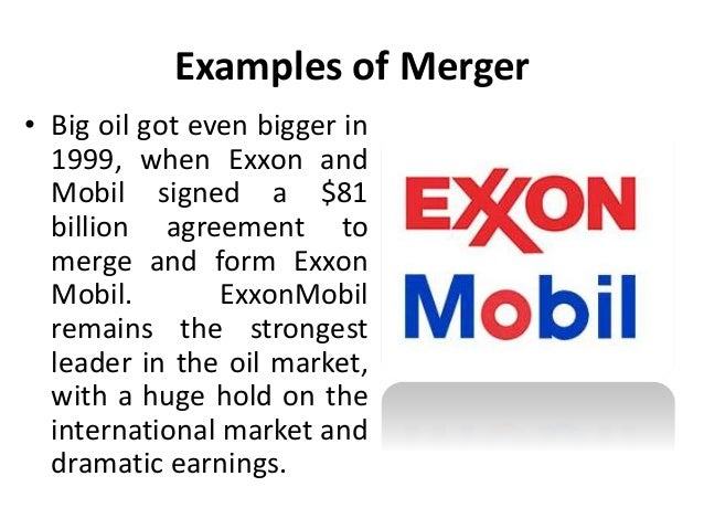 Merging Exxon and Mobil Presents Major Image and Culture Obstacles
