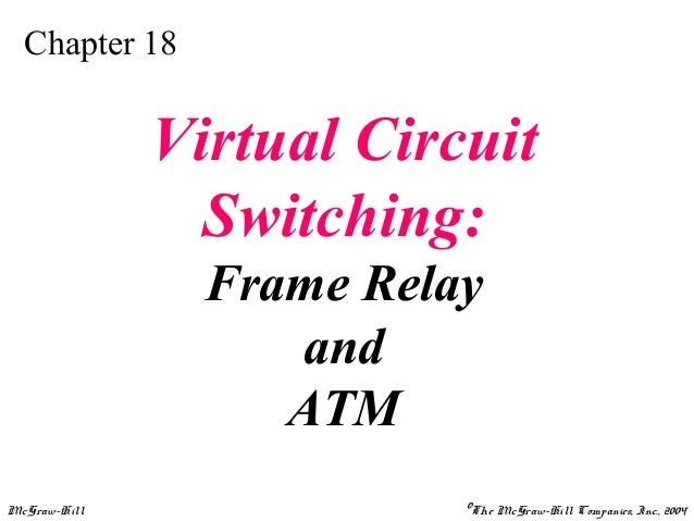 virtual circuit switching and circuit switching There are 2 modes of packet switching – connectionless packet switching / datagram switching connection oriented packet switching / virtual circuit.