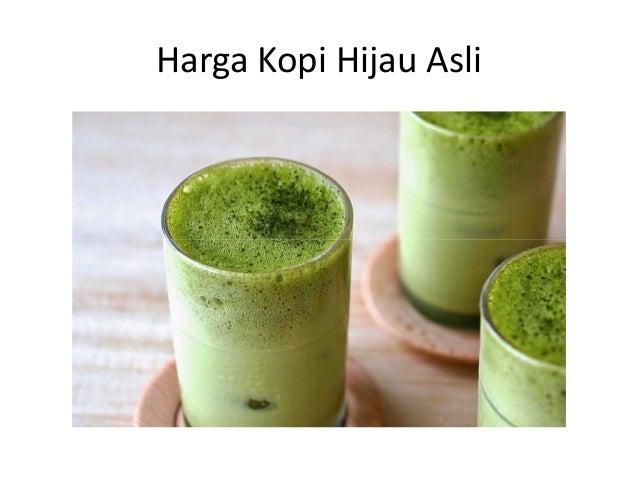 Green Coffee Bagus untuk Diet