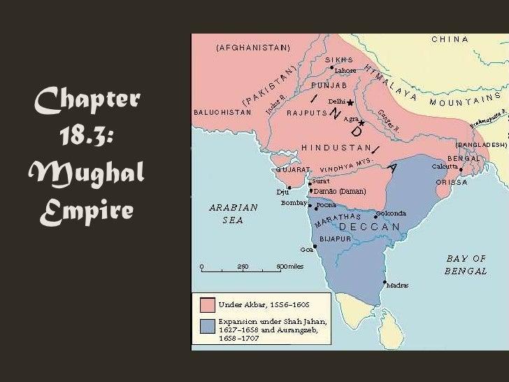 Chapter 18.3:MughalEmpire