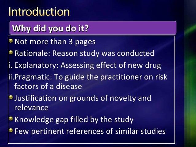 Mba finance dissertation project