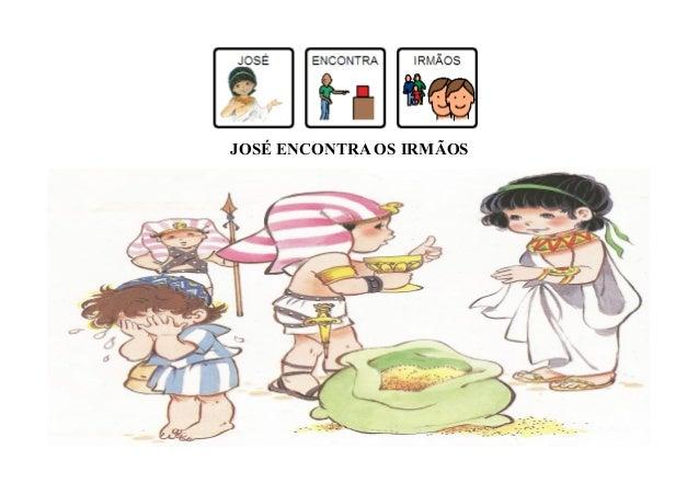 JOSÉ ENCONTRA OS IRMÃOS