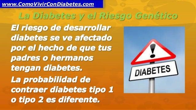 La Diabetes Es Hereditaria