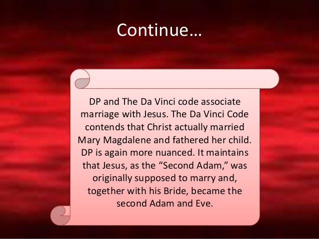 da vinci code critical essay Dan brown's the da vinci code has generated the sort of  are being published  that provide a devastating critique of the da vinci code.