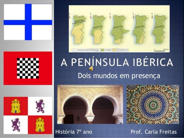 Dois mundos em presença História 7º ano Prof. Carla Freitas