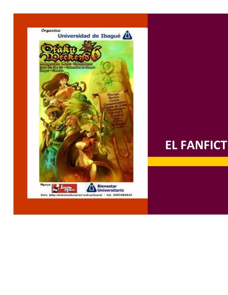 EL FANFICTION