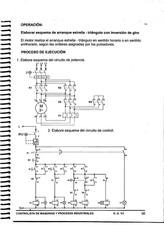 180080755 68256279 Arranque Estrella Triangulo Con Inversion De Giro