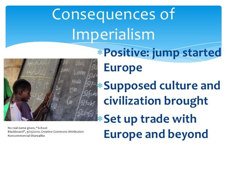Positive: jump started Europe<br />Supposed culture and civilization brought<br />Set up trade with Europe and beyond<br /...