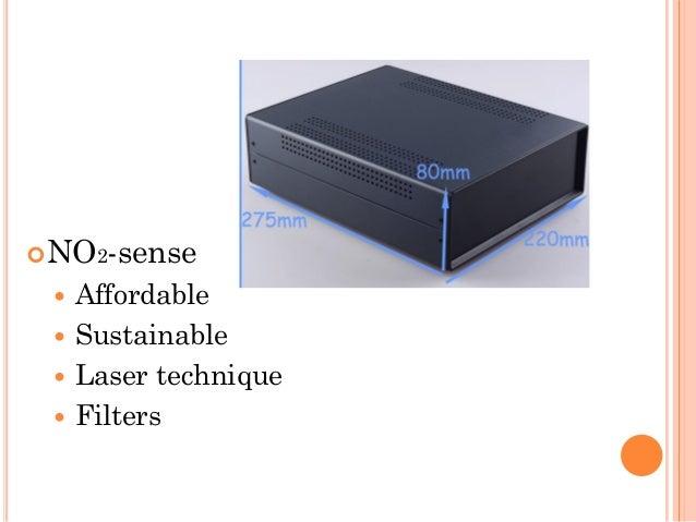 180222 ru student presentation 1 n ox measurement Slide 3