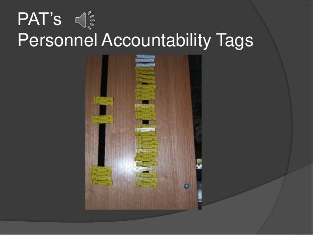the importance of accountability of personnel Army disaster personnel accountability and assessment system what is it the army disaster personnel accountability and assessment system (adpaas) is the army's way of accounting for personnel and families after catastrophes it is a web-based, user-friendly system that enables the.