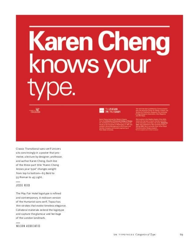 Design Elements Typography Fundamentals by Kristin Cullen