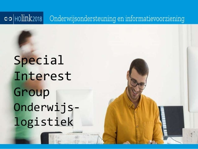 Special Interest Group Onderwijs- logistiek