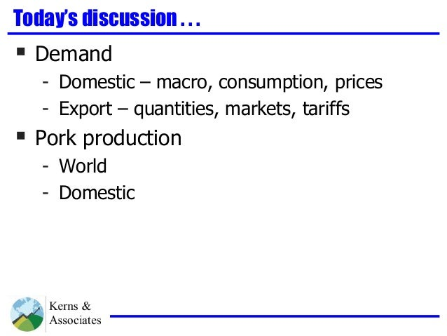 Dr  Steve Meyer - Market & Grain Outlook
