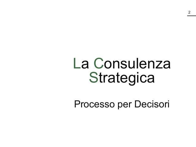 la consulenza strategica Fertile Slide 2