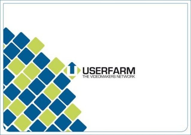 videoVideo Show Reel – Userfarm 2011 / 2012