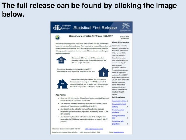 The full release can be found by clicking the image below.