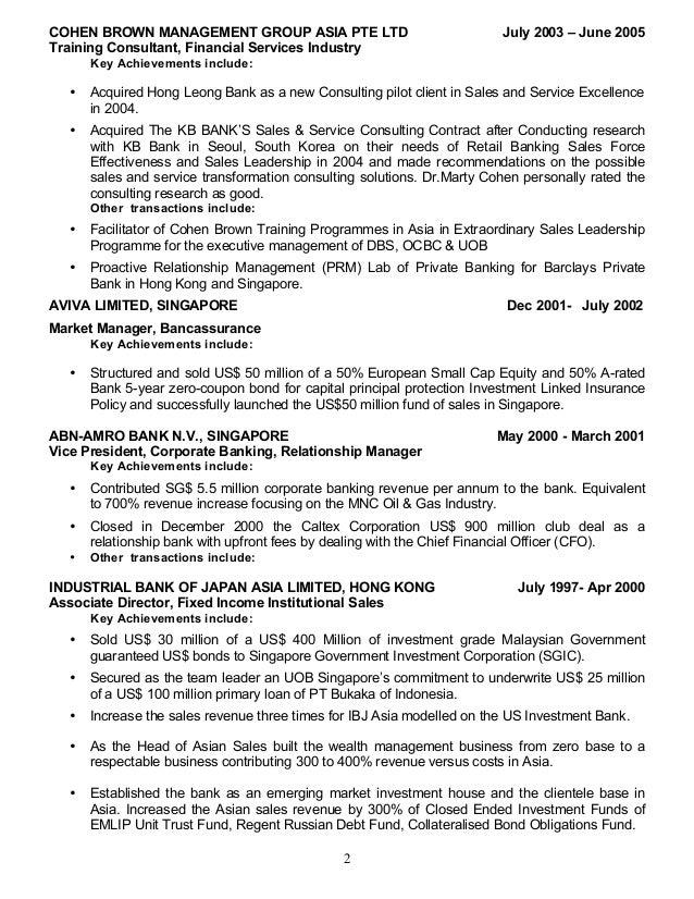 Investment Banking Associate Resume - Fiveoutsiders.com