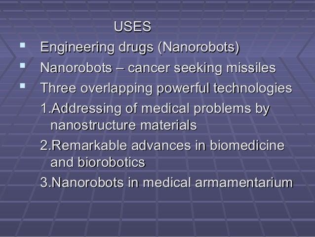 NANOTECHNOLOGY Slide 3