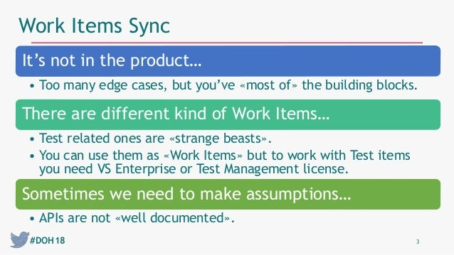 Azure DevOps Realtime Work Item Sync: the good, the bad, the