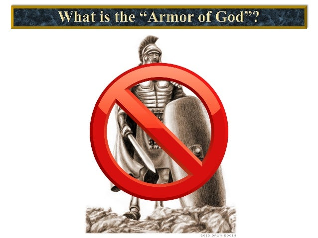 The Breastplate Of Righteousness Ephesians 6 14