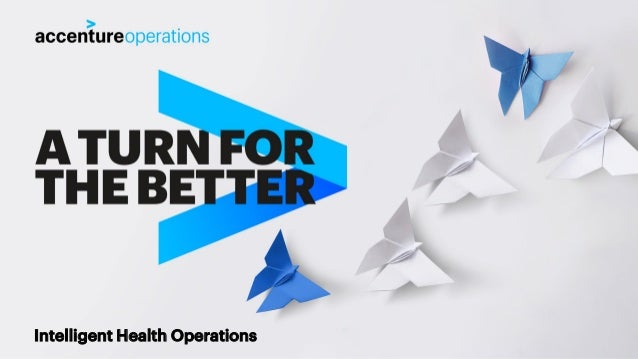Intelligent Health Operations