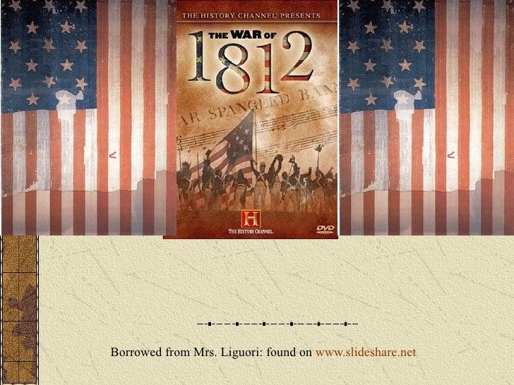 War of 1812<br />