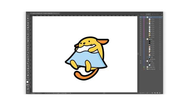 つくりかた • http://jawordpressorg.github.io/ wapuu/faq.htmlからオリジナルをDL • Illustratorで作画 • 公開(任意) GitHubにリポジトリを作るのがお⼿軽です