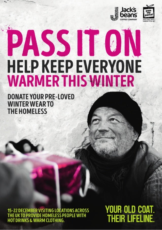 Christmas Helping Homeless.Supporting The Homeless This Christmas Pass My Parcel And
