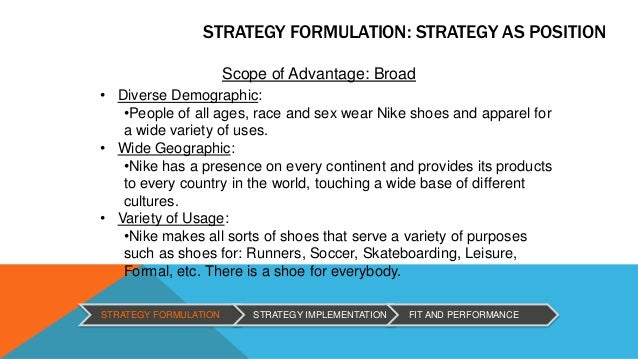 nike differentiation strategy Moved permanently the document has moved here.