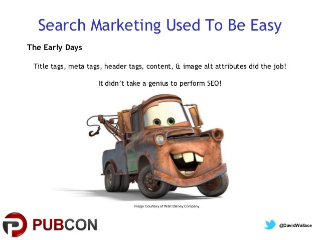 Convergence of Social & Search - PubCon Vegas 2012 Slide 2
