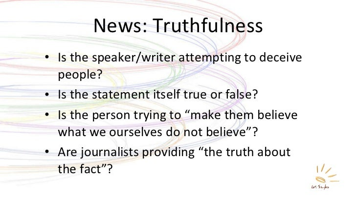 ethical journalism requires conscientious decision making Journalism ethics leadership  some utilitarians maintain that in making an ethical decision,  the utilitarian calculation requires that we assign values to the .