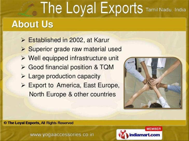 Meditation Cushions by The Loyal Exports Karur Slide 2